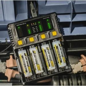 ARMYTEK UNI C4 PLUG TYPE C. Обзор многофункционального зарядного устройства